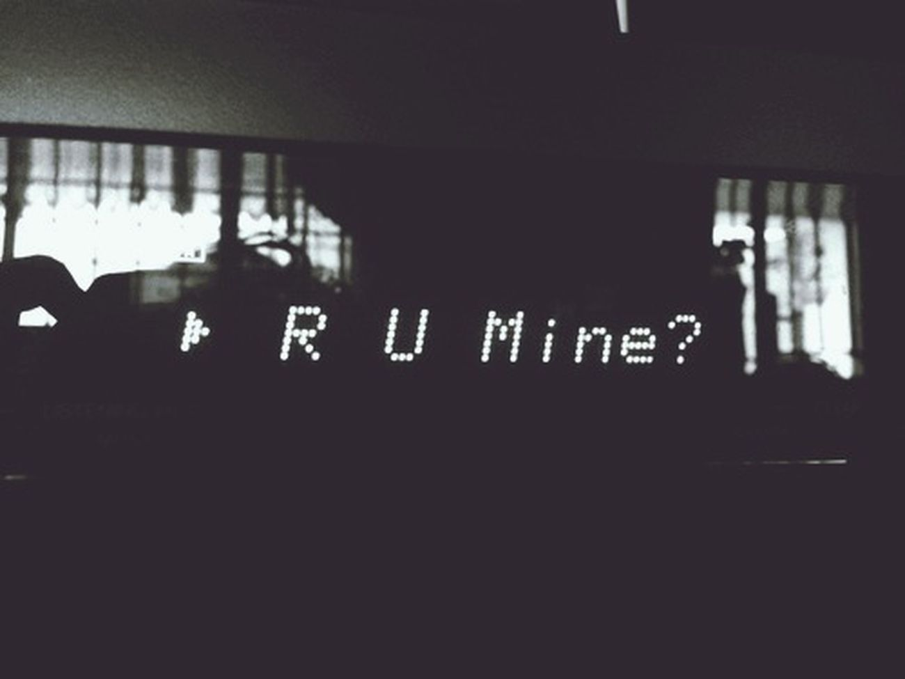 R U MINE Artic Monkeys The Sound You Need