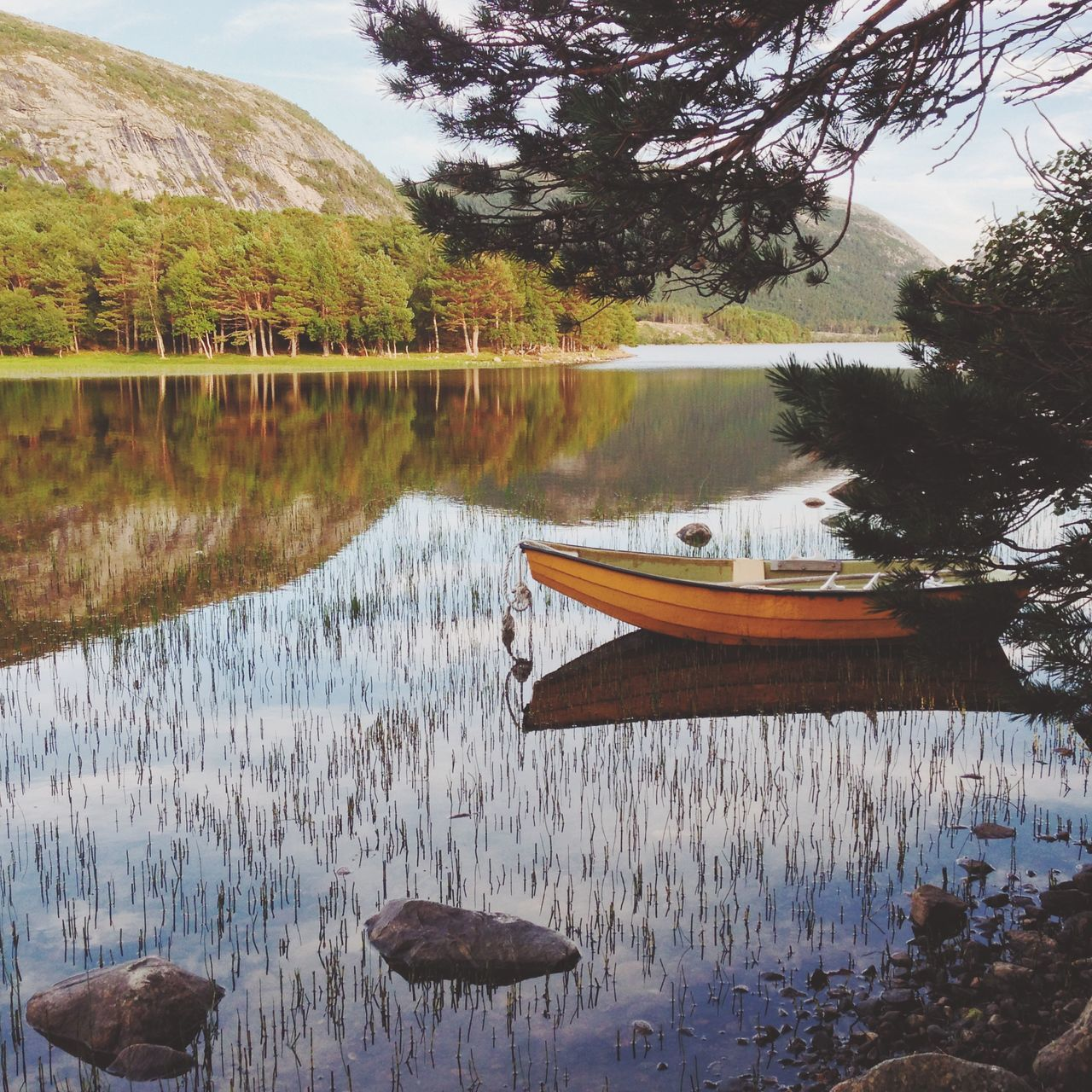 Beautiful stock photos of peace, Beauty In Nature, Canoe, Coastline, Day