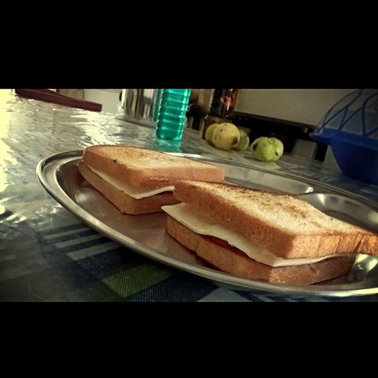 Homemade Sandwich Yum Bestsandwicheva :D