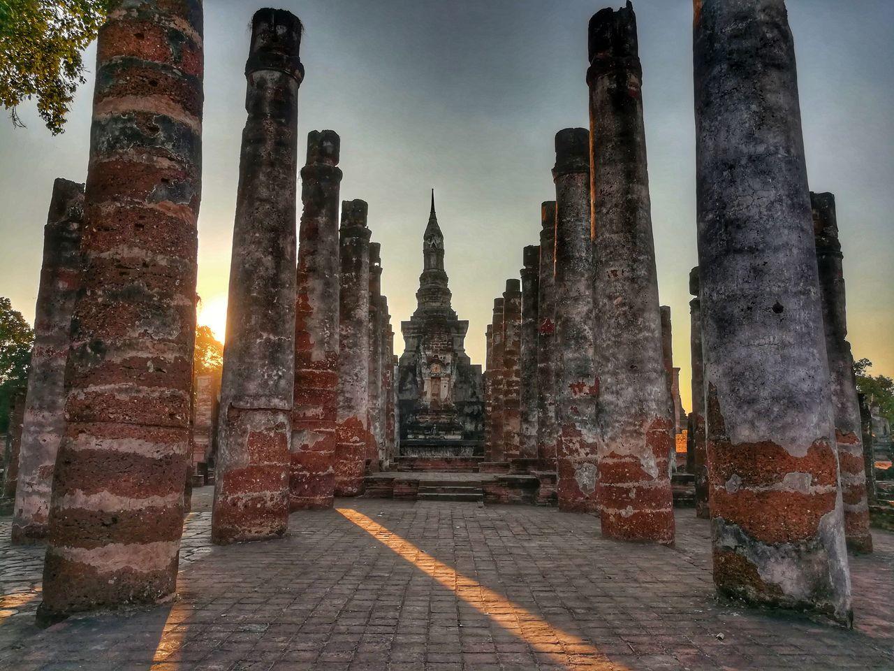 No People Sukhothai Sukhothaihistoricalpark Thailand Tourism Travel Travel Destinations EyeEm Best Shots EyeEm EyeEm Nature Lover