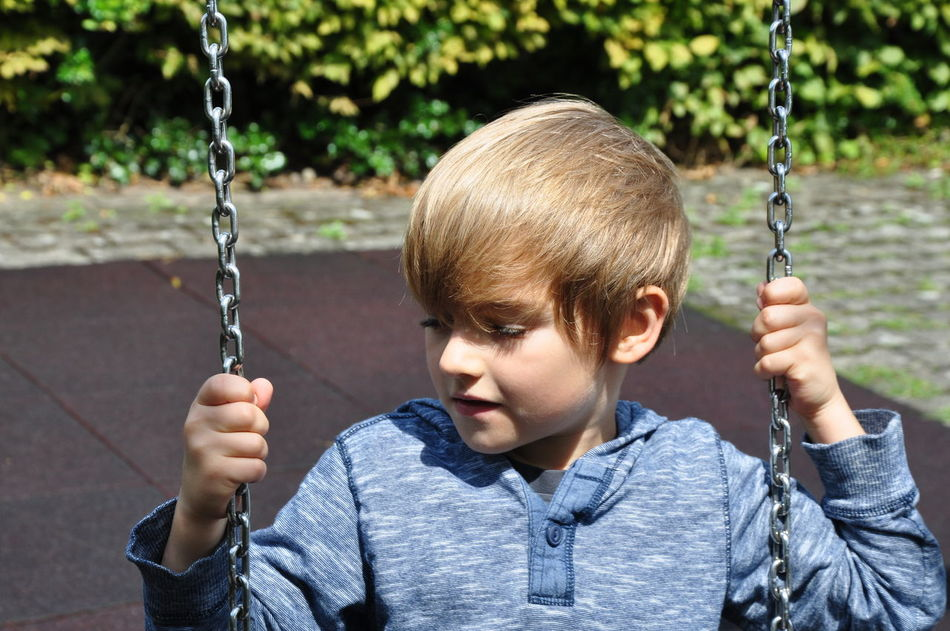 Beautiful stock photos of boy, Blond Hair, Boys, Casual Clothing, Caucasian Ethnicity