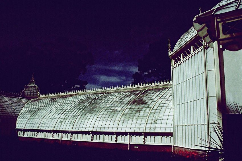 Lomo Xpro 100 Building Exterior Architecture Film Zenit122 Koduckgirl Conservatory Of Flowers Ggpark