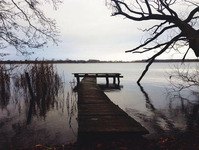 Schaalsee Lake Lake View