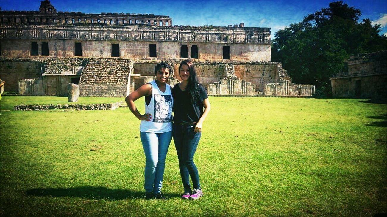 Mayan Ruins Yucatan Mexico