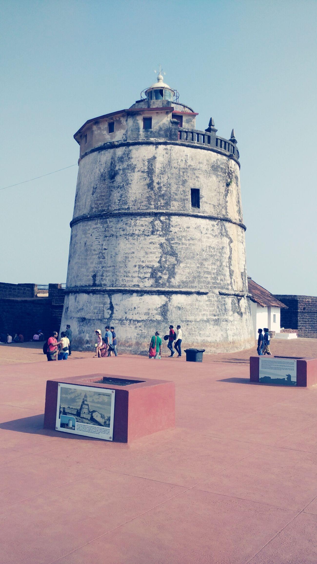 Architecture Popular Lighthouse Goa Eyemphotography Travel