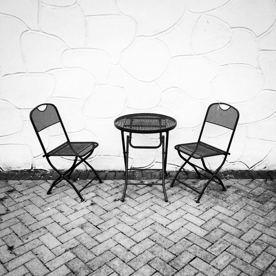 Beautiful stock photos of table, Absence, Chair, Day, Empty
