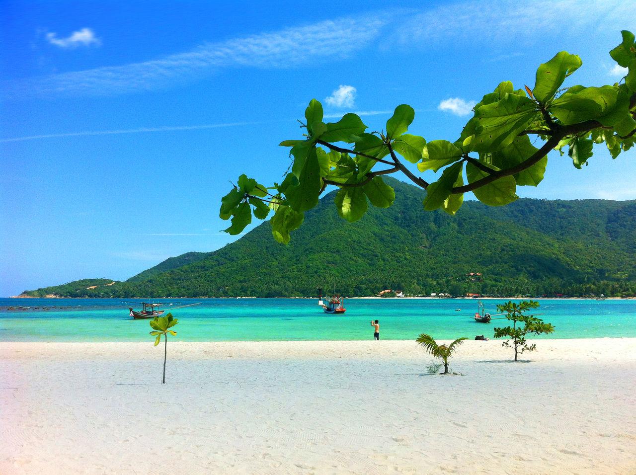 Beautiful stock photos of bangkok, Horizontal Image, beach, beauty in nature, blue