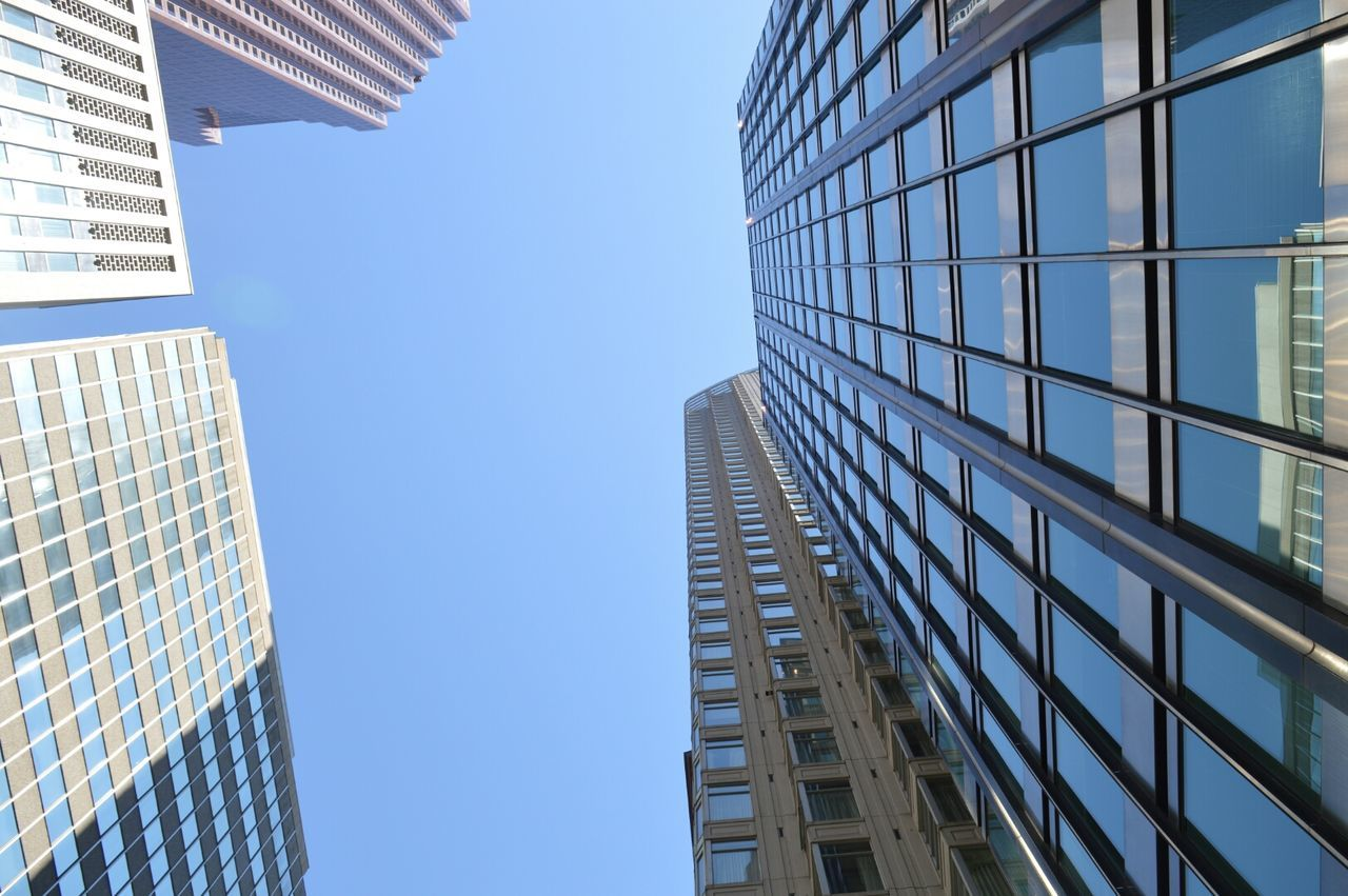 Beautiful stock photos of skyscrapers,  Architecture,  Building Exterior,  Built Structure,  City