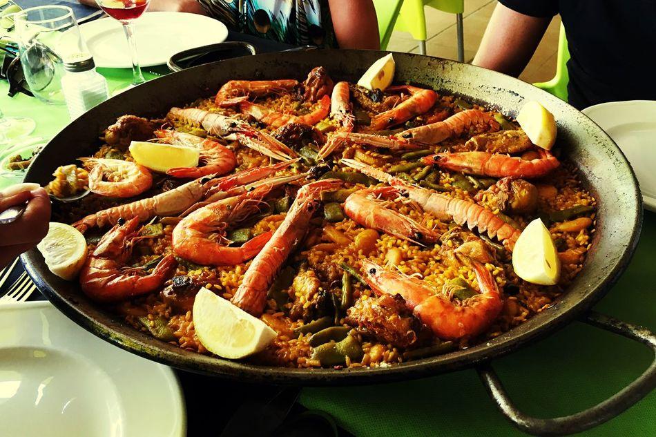 Food Paellas Cullera