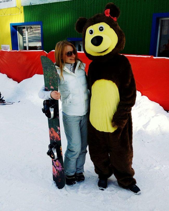 Hi Love♥ Happy People Snowboarding пильная Smile ✌ Russian Girl Beautiful Smile Girl Snowboard