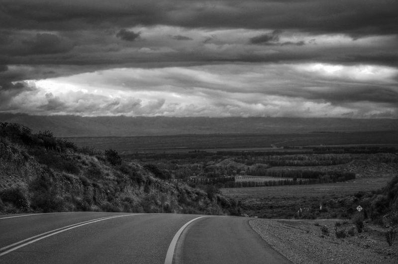 Showcase: December Bnw Argentina Landscapes Mountains Mendoza