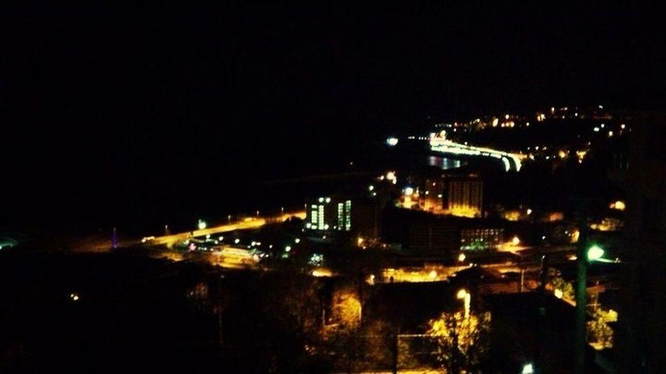 Gecede Bi Başka Kozlunn Manzarası