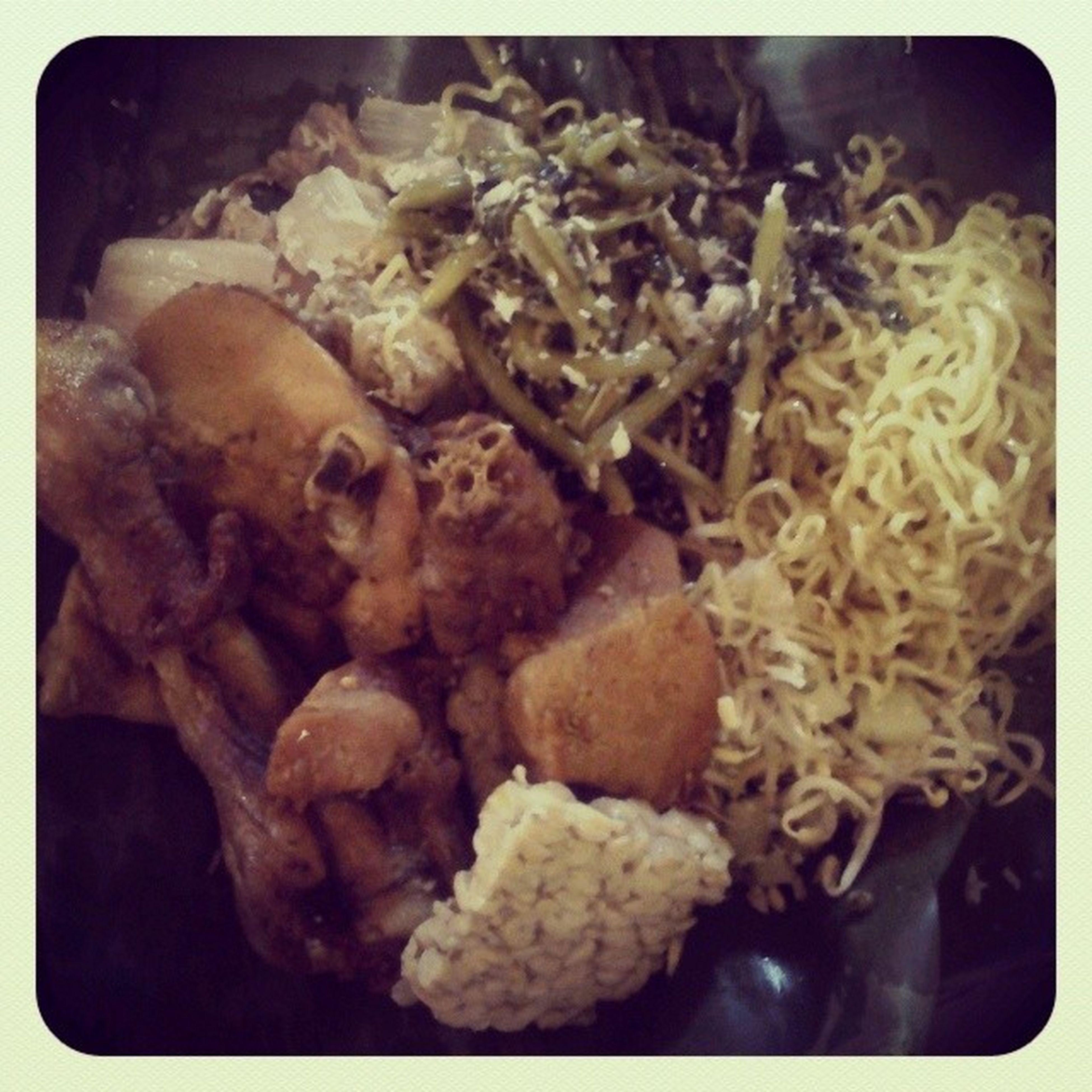 Traditional Food Javanese People INDONESIA Bancakan Sweet Friday Night <3 <3 <3