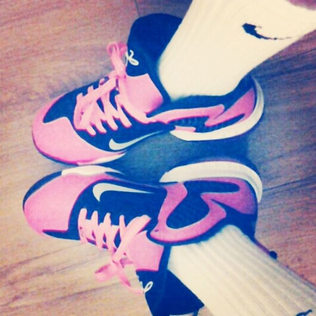 Finally Wore These For The 1st Time I Hate Pink But Kotd Lebrons