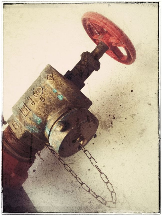 Water valve. Photo Of The Day Iphone 5 Photography Project 365