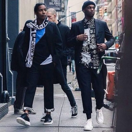Streetstyle Luxuryornothing ASAP ROCKY So Dope
