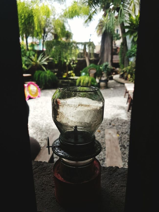 Ancestral House Window To The Soul. Cebu Philippines