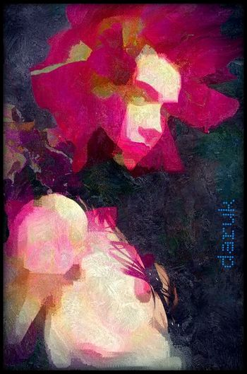 EdenGardens Bunch Of Magical Thoughts My Artwork Fallen Angels Doitbetter