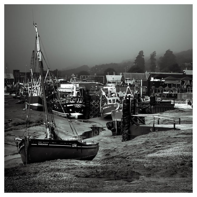 Architecture Boats Cockle Boats Collecting Cockles Essex Life Harbor Leigh On Sea Nature Old Old Leigh Outdoors Oysters And Cockles The Cockle The Cockle Industry THe Cockle Sheds Traditional Culture Vignette
