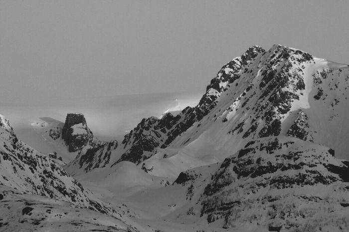 Mountains Blackandwhite Landscape Landscape_bw Nature_collection