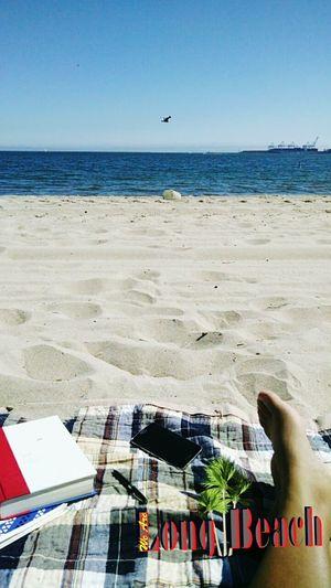 Current. Longbeach California Beach