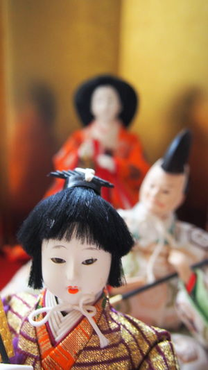 Art And Craft Celebration Childhood Close-up Cultures Day Doll Hinadoll Hinamatsuri Hinaningyou Human Representation Indoors  Male Likeness One Person People Performance Real People Statue Toy お雛様 雛人形