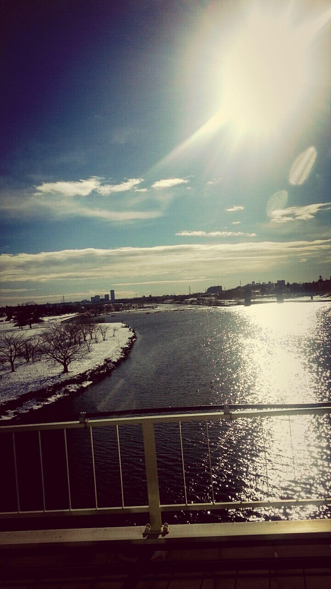 Sunrise View 雪景色☆
