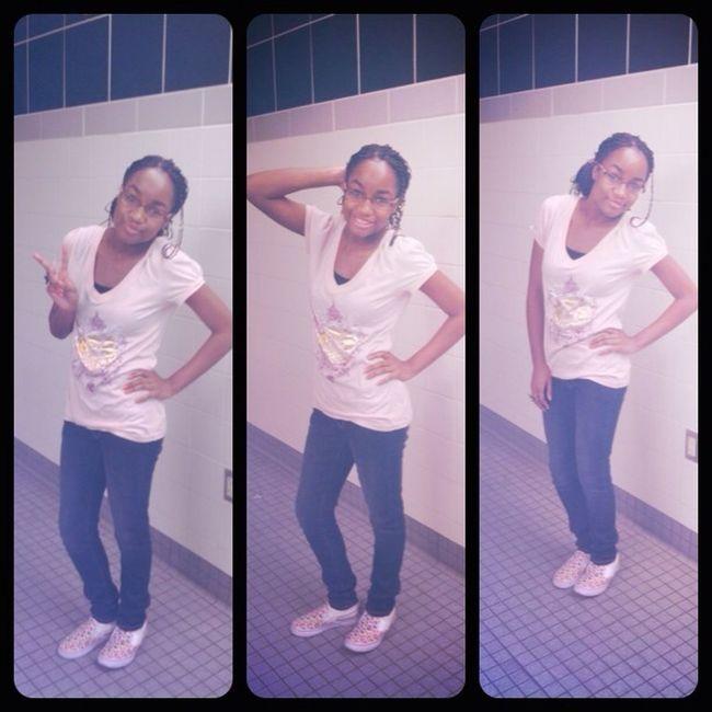 School Pics Again Lol