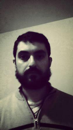 Beards Black & White