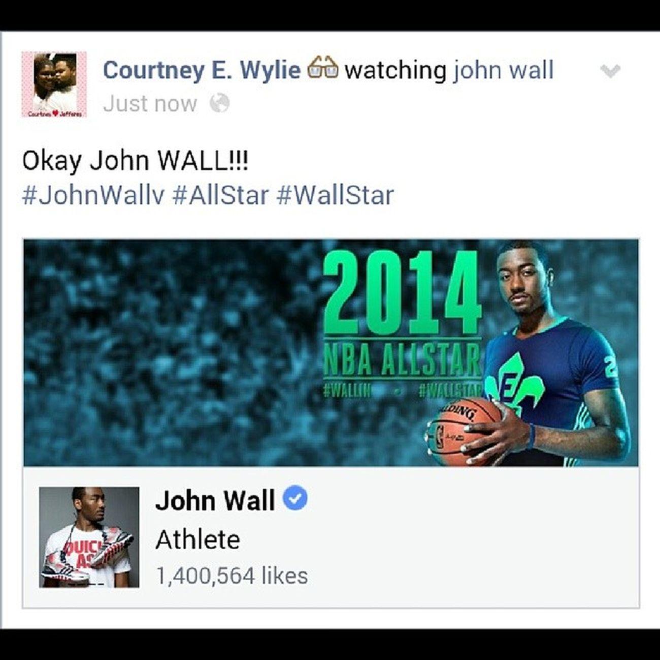 JohnWall Allstar WallStar DunkConstest NbaAllStarWeekend AllStarSaturday