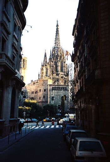 Condolence To Spain Your Ticket To Europe Architecture Building Exterior Built Structure Religion Road Street Place Of Worship Travel Destinations History City Travel Spirituality SPAIN Your Ticket To Europe