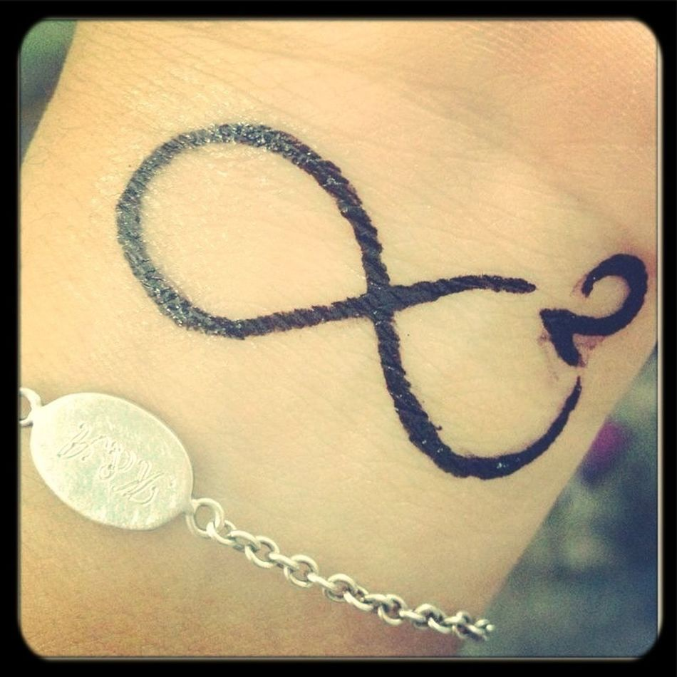 Tatto Infinity Forever