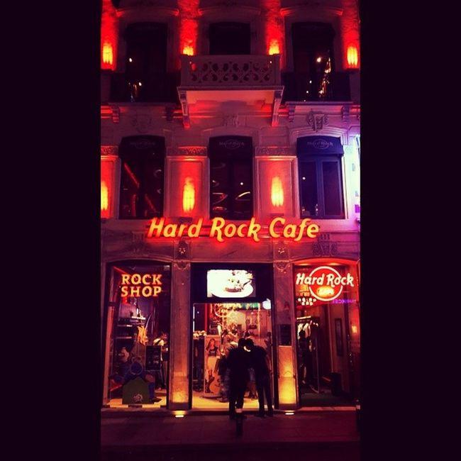 My corner of the heaven 3:) Hardrockcafe Istanbul Taksim