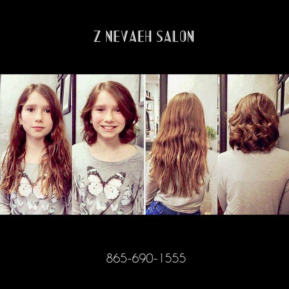 Girls Hair Fashion @znevaehsalon @lorealprous Check This Out Taking Photos Hair Hairstyle Knoxvillesalon Lorealprofessionnelsalon Z Nevaeh Salon L'Oreal Professionnel Haircut Knoxville Salon Girlshaircut girlsfashion Bobhaircut
