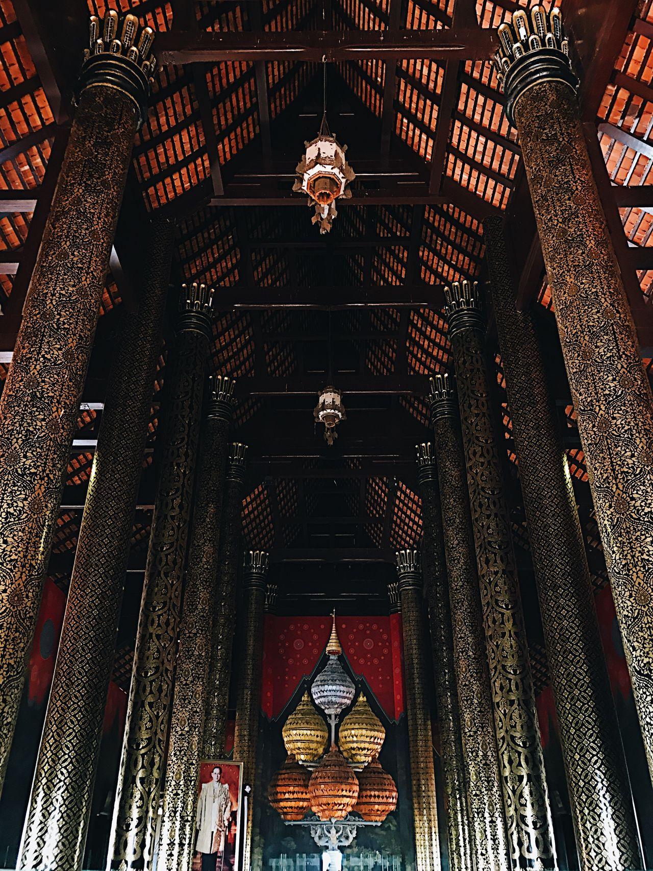 Temple Architecture Architectural Column Traveling