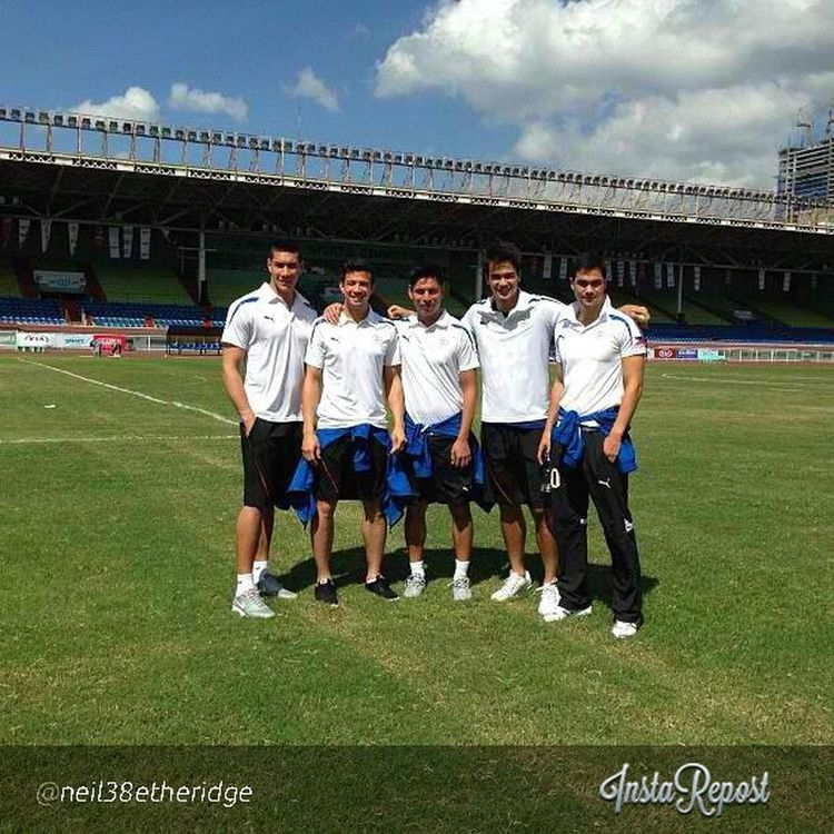 Reposted from @neil38etheridge . Can't wait to watch the game tonight! AfcChallengeCup