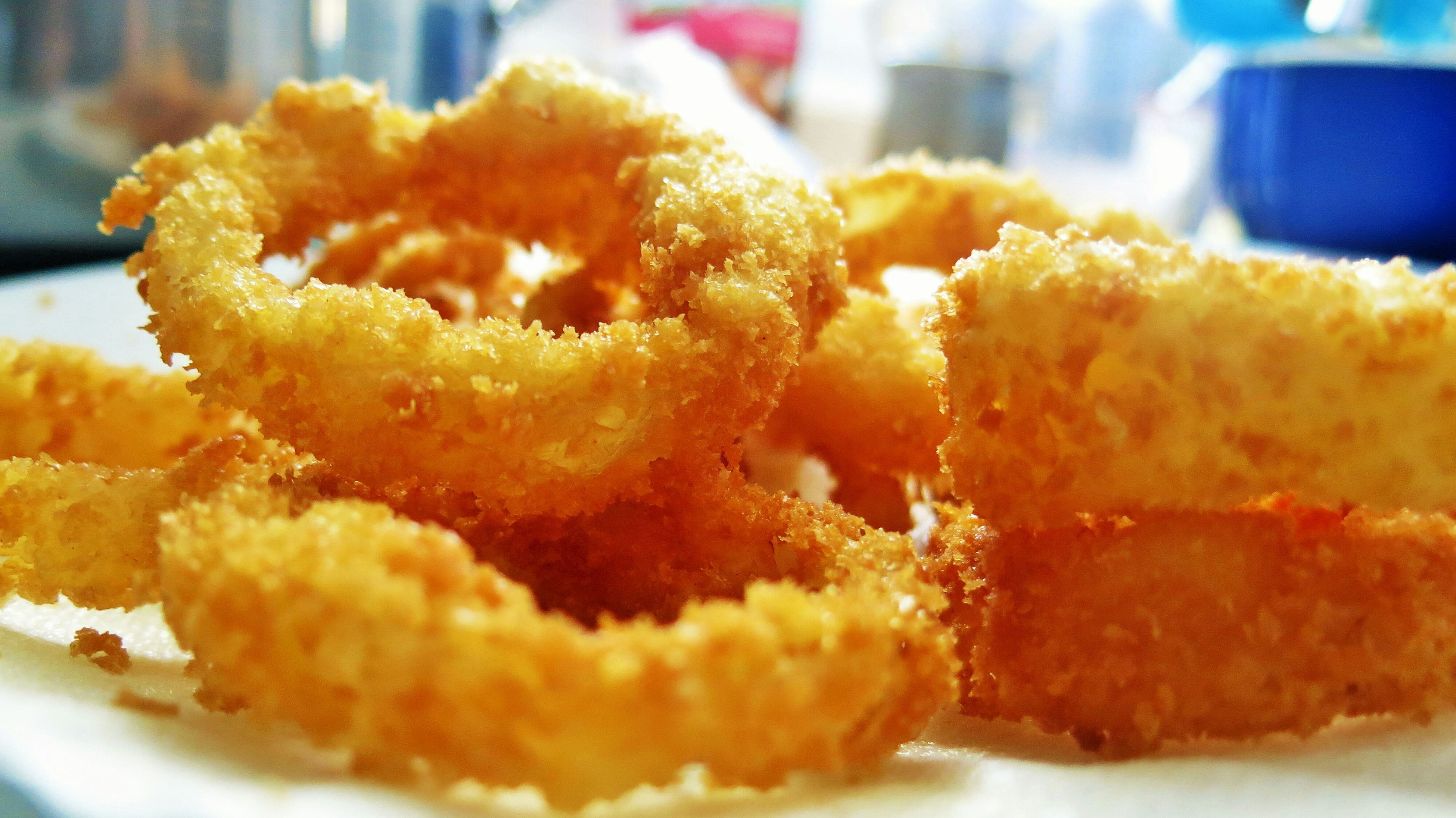 Hungry anyone? Onion Rings Whatisadiet