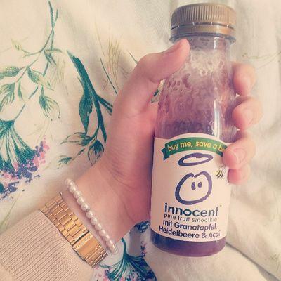 Beste Wo Gibt Innocent smoothie buy me save a bee granatapfel heidelbeere Acai instagram instamood picoftheday bestoftheday inlove