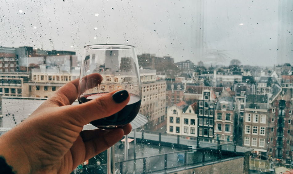 Beautiful stock photos of amsterdam, Alcohol, Architecture, Built Structure, City