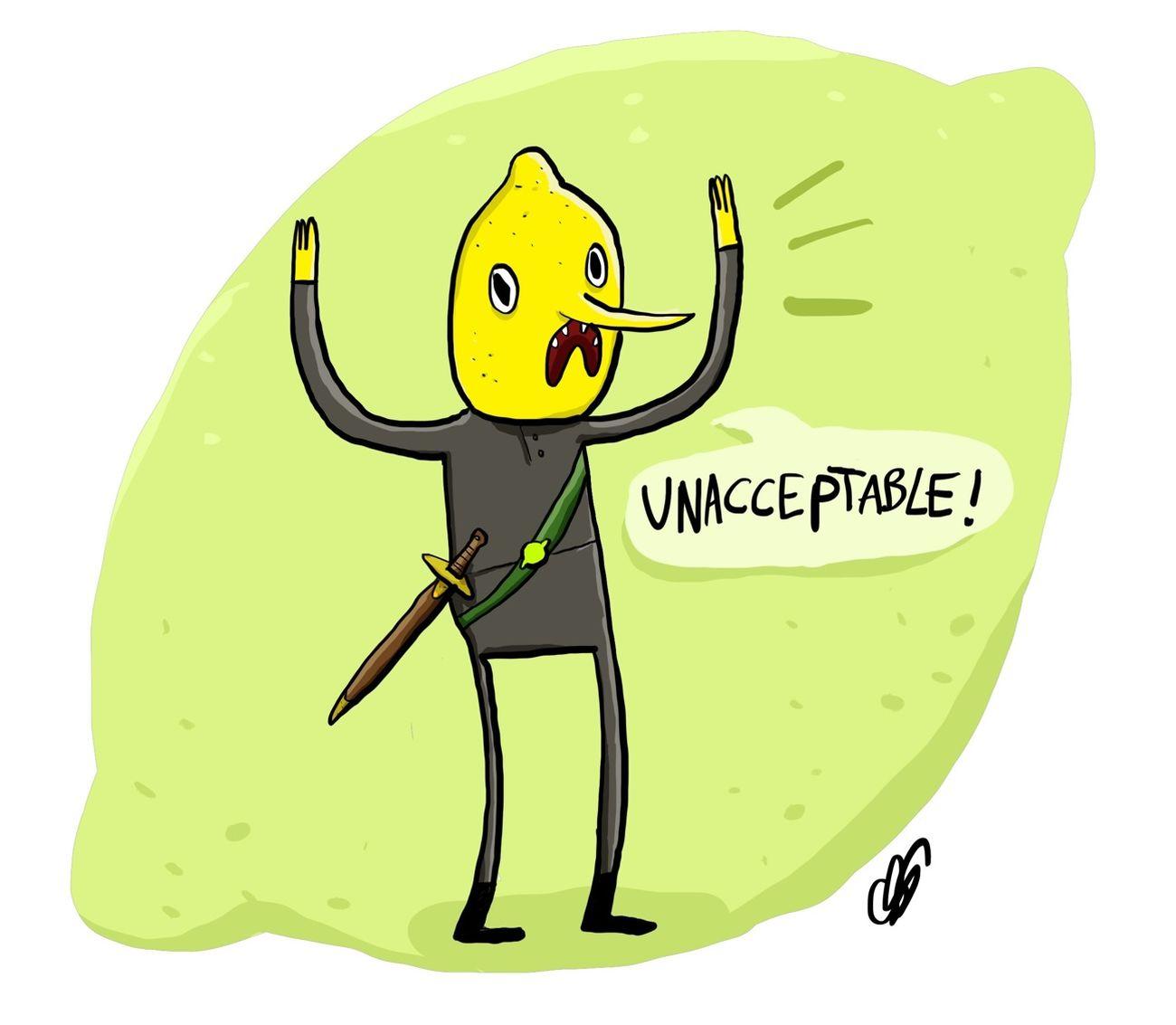 Lemon Grab