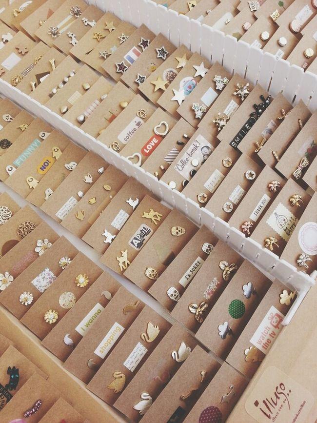I Love Earrings