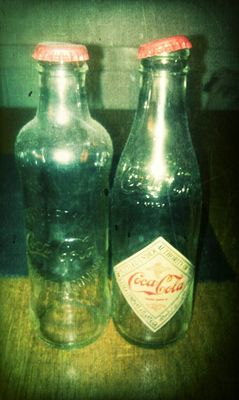 cocacola at home by Matilda