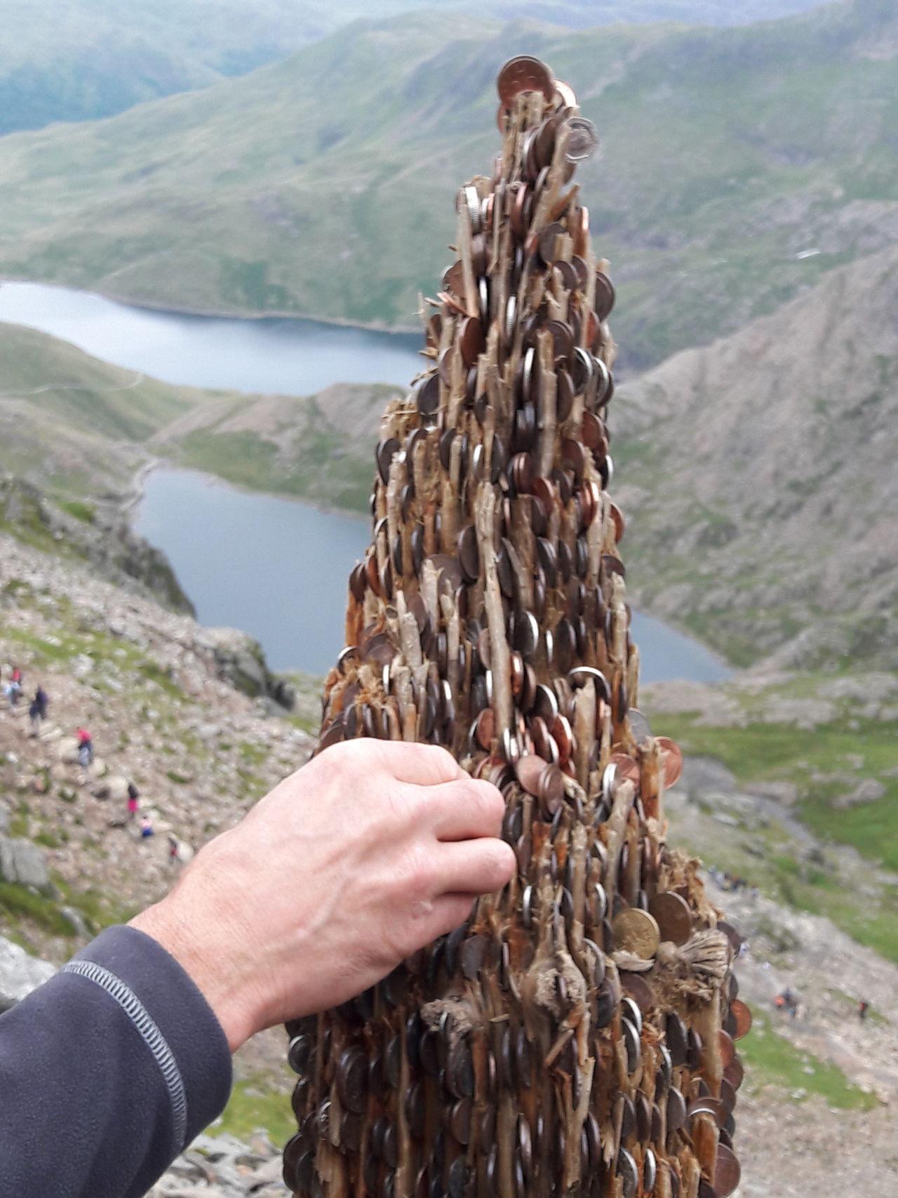 PennyPost Snowdon Snowdonia Snowdonia National Park Mauntain Lakes Mountains Lakes  Climbing at Wales Wales UK United Kingdom