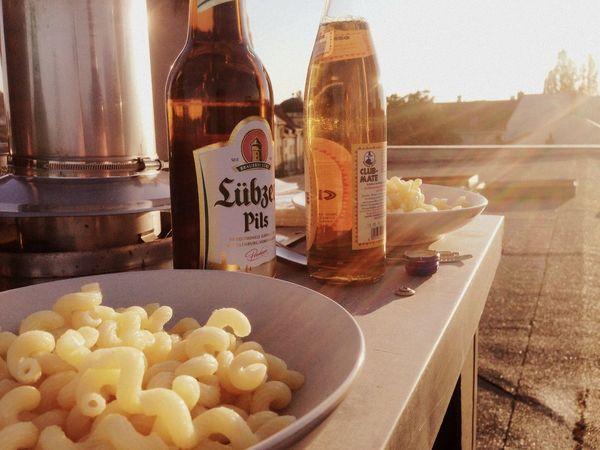 Noodles Beer Clubmate Sunshine