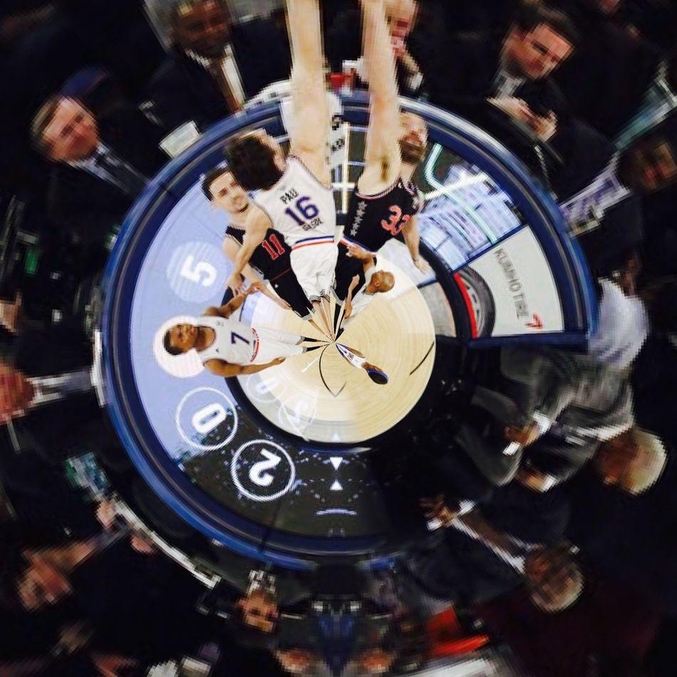 Historic NBA AllStarWeekend Pau Gasol Marc Gasol Basketball Jump Tadaa Community Brooklyn NYC Brothers