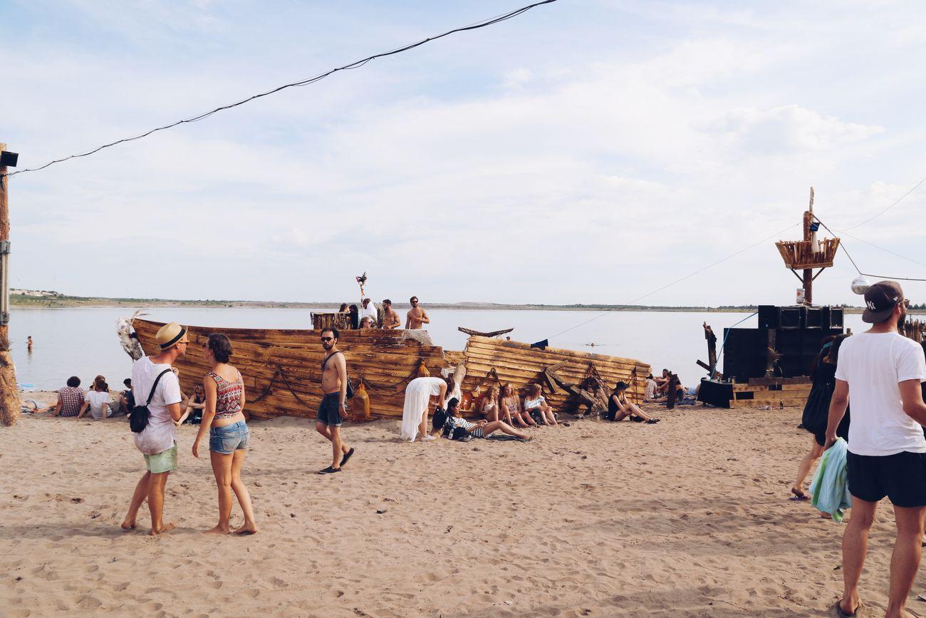 Boat Summer Feel Festival Festival Nature Lake Hanging Out Enjoying Life EyeEm Best Shots