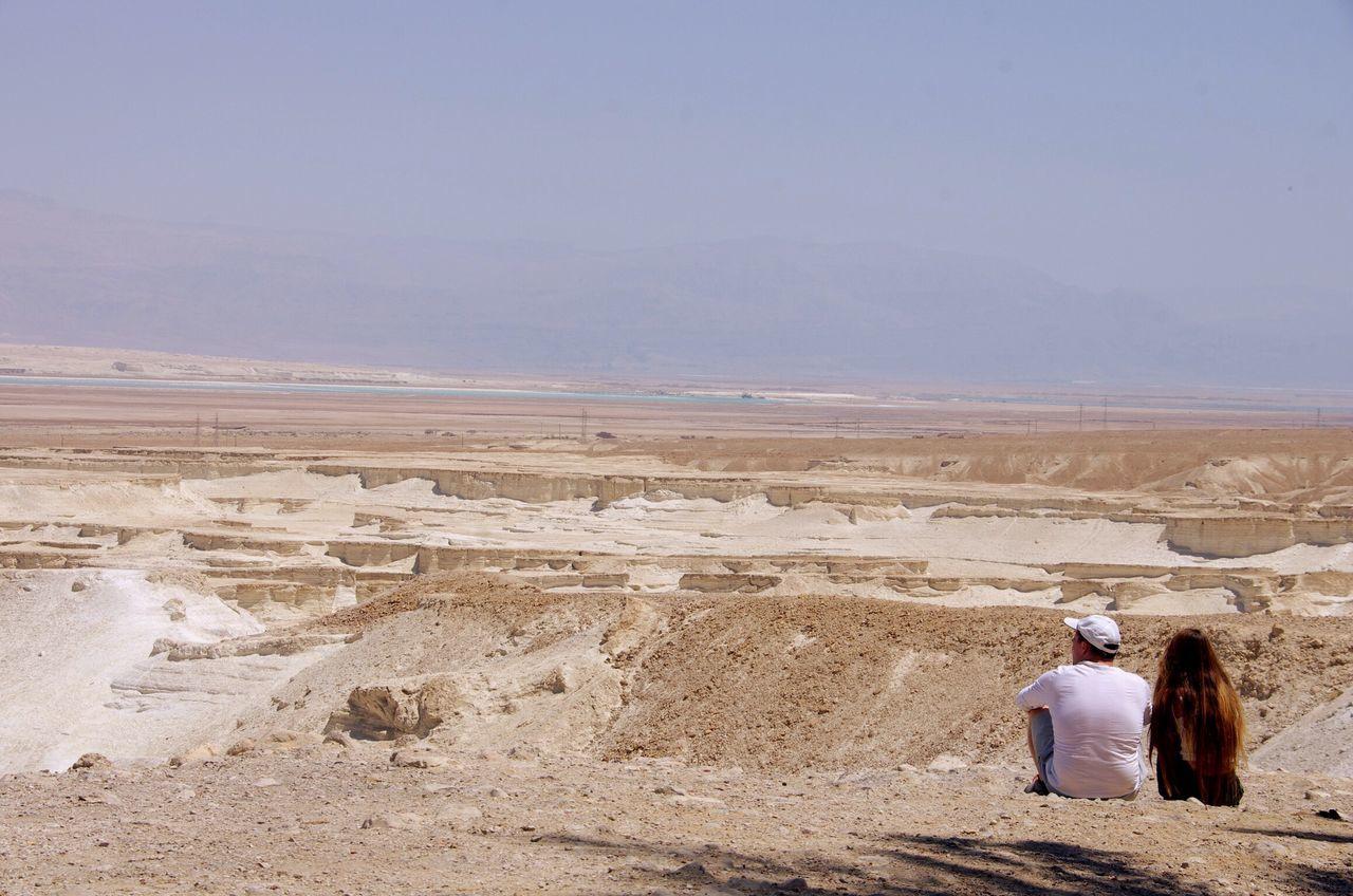 Desert Beauty Goal Deadsea Outdoors