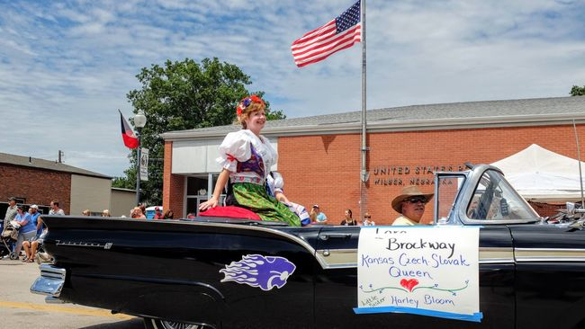 55th Annual National Czech Festival August 5, 2016 Wilber, Nebraska Americans Celebrate Your Ride Cloud - Sky Color Photography Culture Cultures Czech Days Czech Festival Czech Girl Czech Queen Event EyeEm Best Shots Main Street USA Midday Sunlight Nebraska Outdoors Parade Smal Town USA Small Town America Small Town Stories Small Town USA Summertime Traditional Clothing Traditional Costume Wilber, Nebraska
