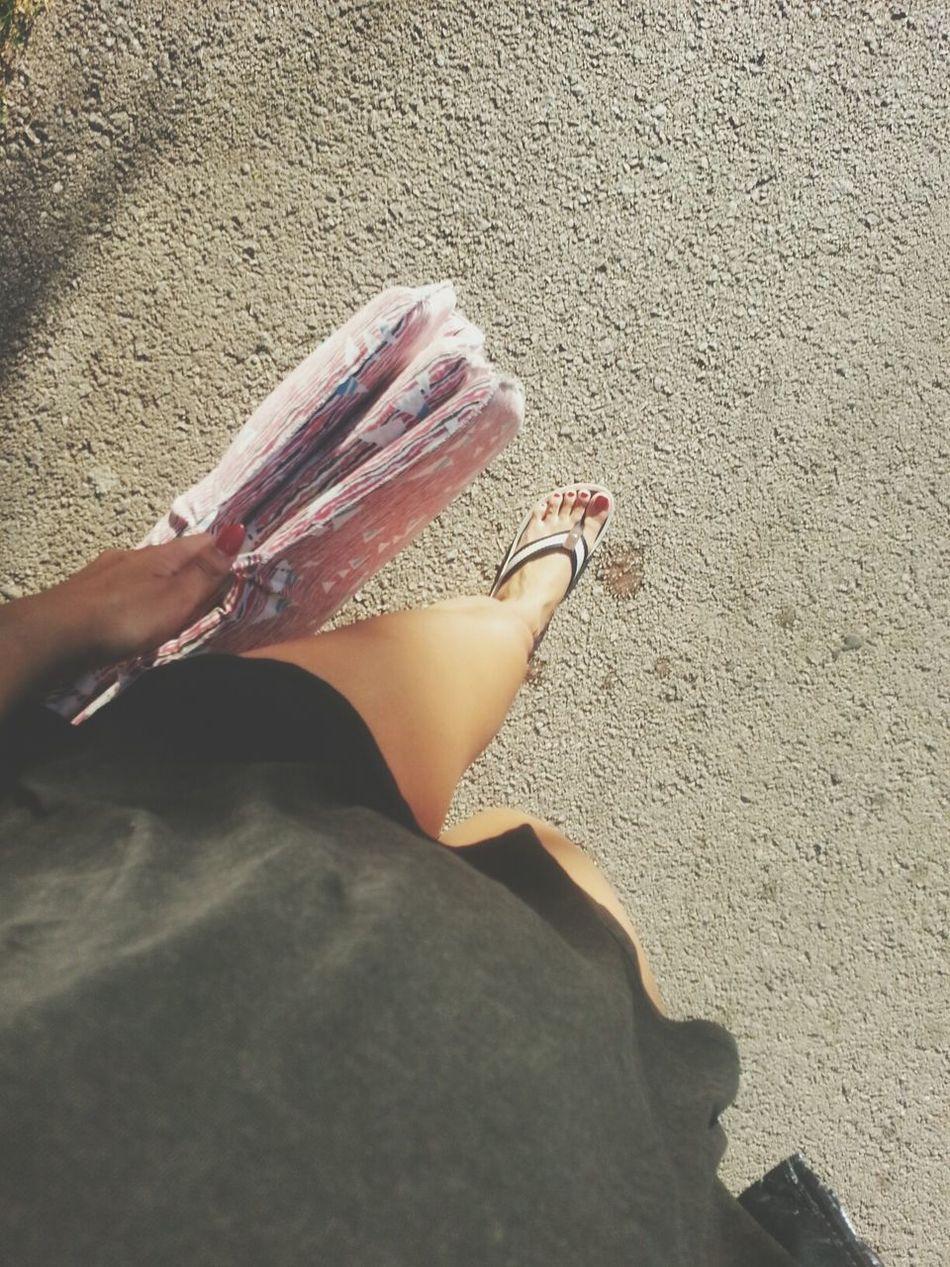 ab zum strand ♥