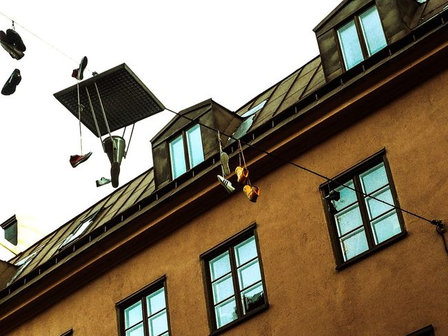 Shoes Old Buildings EyeEm Best Shots Stockholm Södermalm